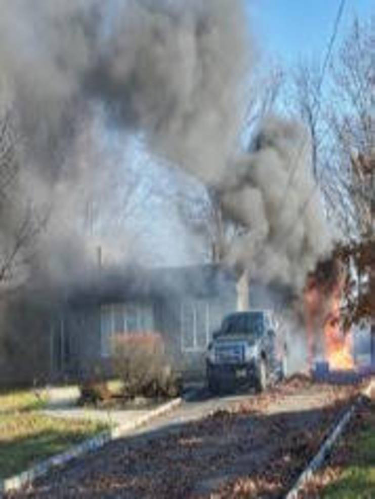Lawnmower Causes Major House Fire in South Brunswick