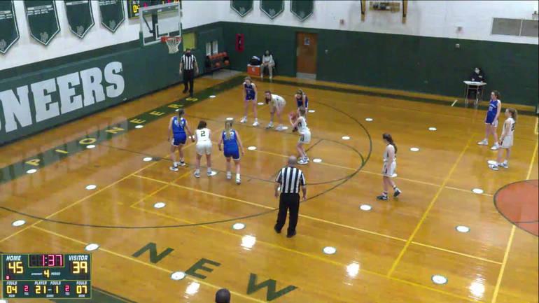 Girls Basketball: Unbeaten New Providence Faces Challenge, Tops Westfeld, 53-47