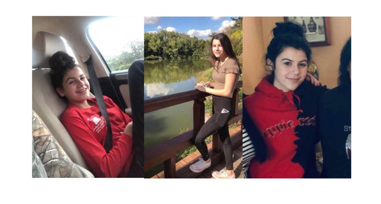 Update: Girl, 15, Returns To Parkland Family After Going Missing