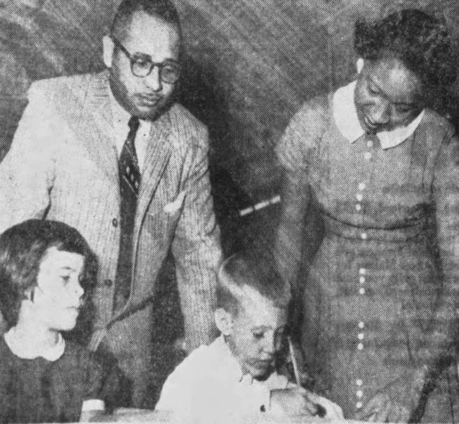 Black History Month: Black Teachers on Staff in East Brunswick Since 1953