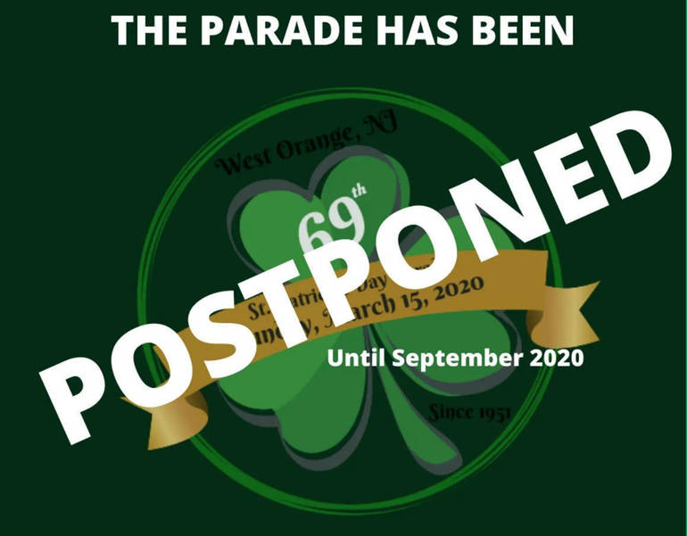 Dublin's St. Patrick's Day parade has been officially cancelled due to coronavirus