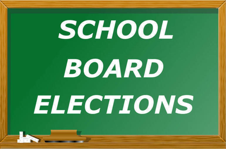 Look Who is Running for Board of Education in November