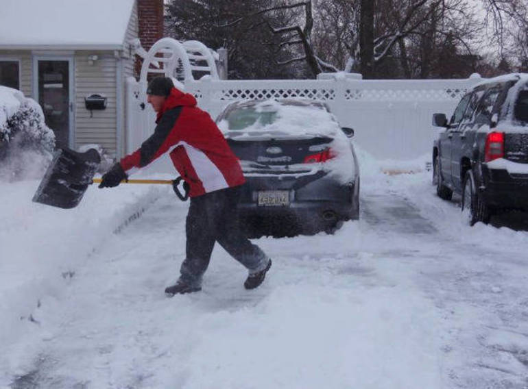 Shovel Snow Westfield
