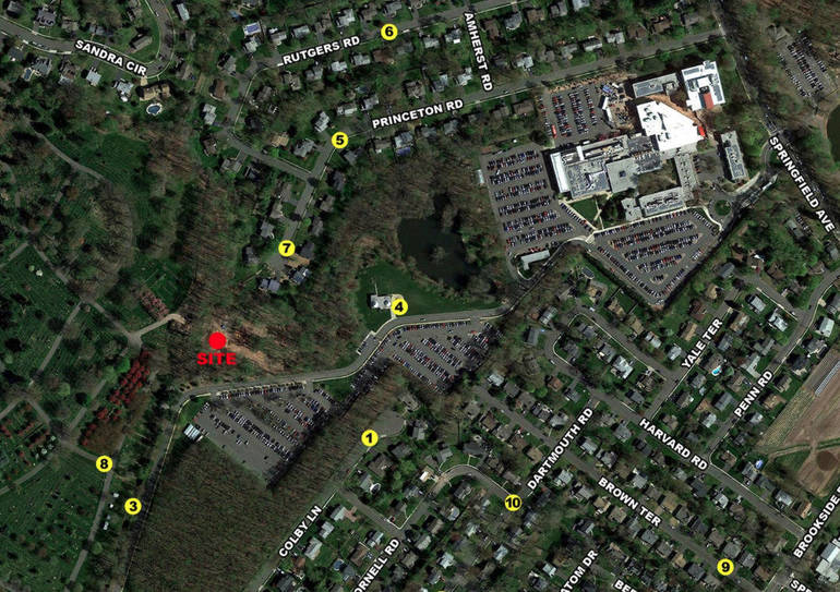 cranford cell tower voted down