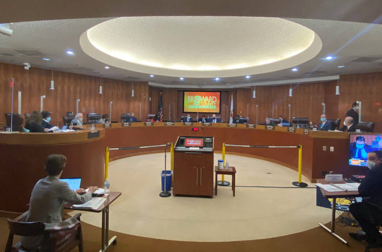 Broward Looks To Ease Covid-19 Restrictions