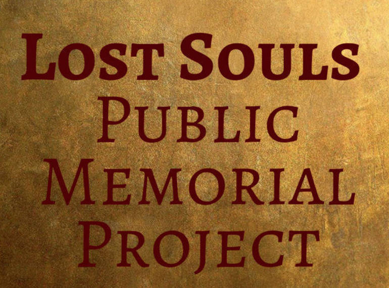 Lost Souls Memorial Project Hosts the Fourth Reading of Names, Public Unveiling of Future Home of the Memorial