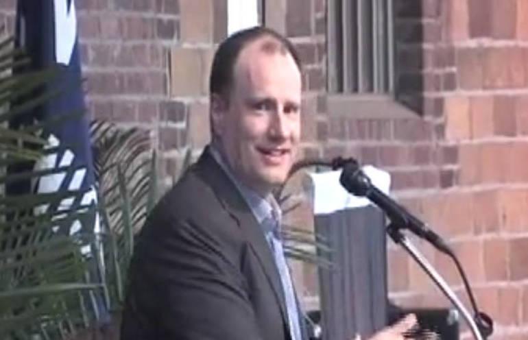 Kevin Feige Westfield High School Commencement Speech