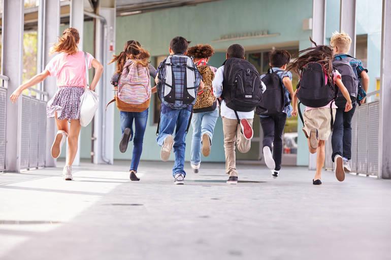 Glen Rock Police Remind Community It's Back-To-School Time