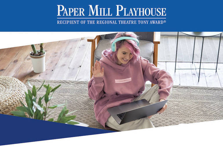 Online Winter Class Registration Now Open at Paper Mill Playhouse