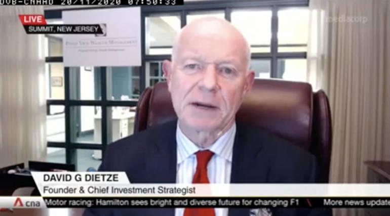 VIDEO: Point View's Dietze Offers Strategic Picks as Market Navigates Turbulent Environment