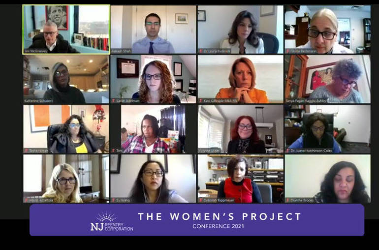New Jersey Reentry Corporation The Women's Project
