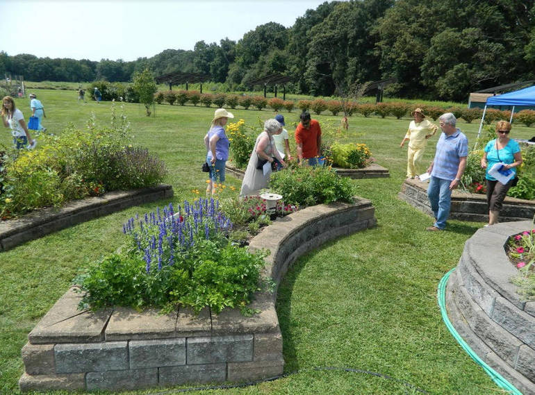 EARTH Center Garden And Music Festival Offers Fun For Whole Family