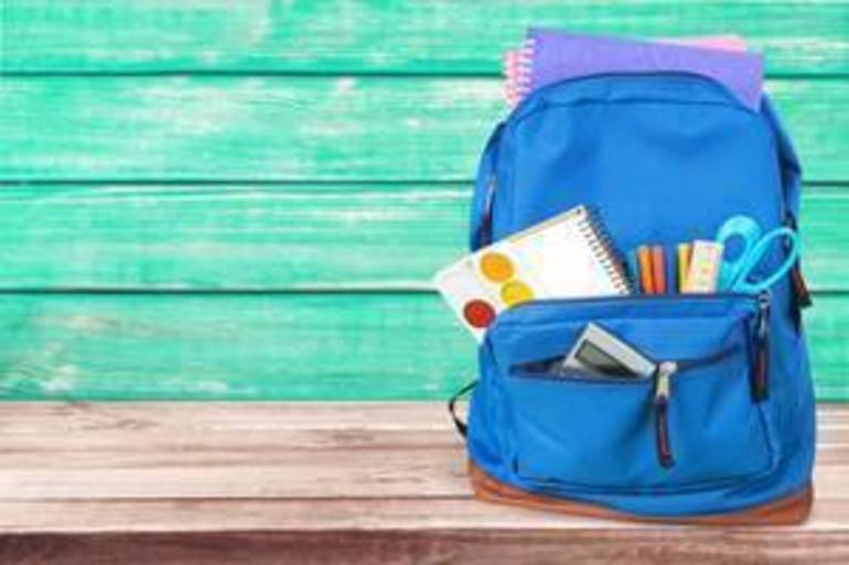 Westfield Families Can Donate Used Backpacks, Lunch Bags on First Day of School