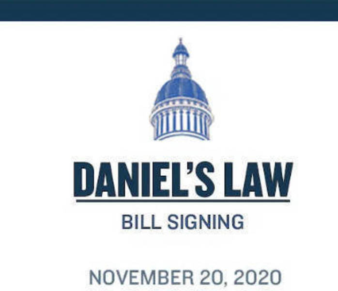 Menendez Applauds Signing of Daniel's Law: Protection for Judges Following the Murder of North Brunswick's Judge's Son