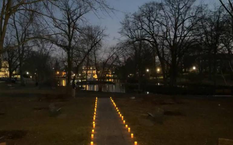 westfield covid-19 memorial service