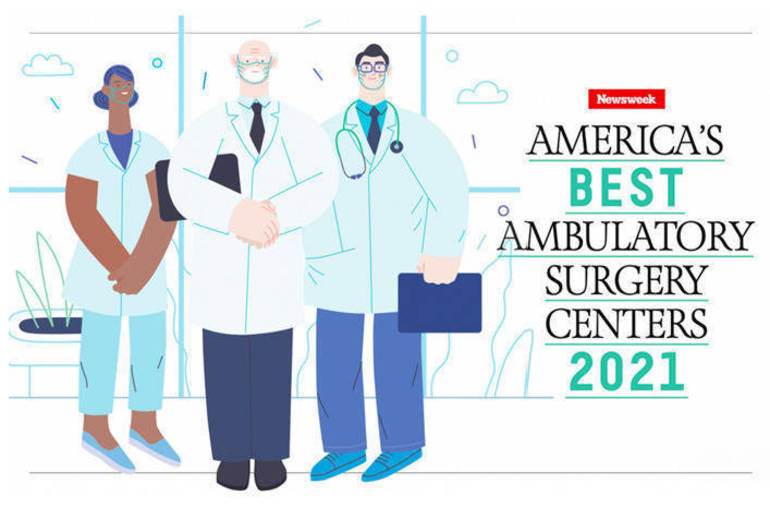 Wayne Surgical Center Named One of America's Best Ambulatory Surgery Centers by Newsweek