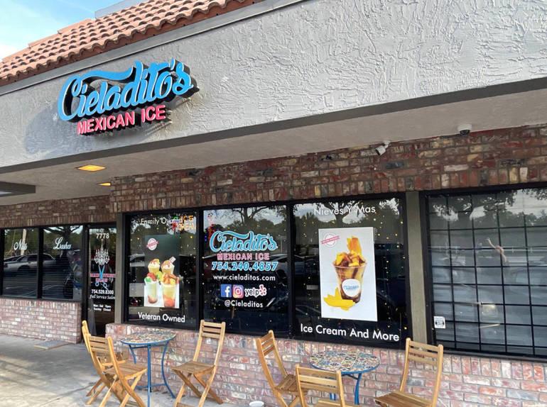 Cieladito's in Coral Springs