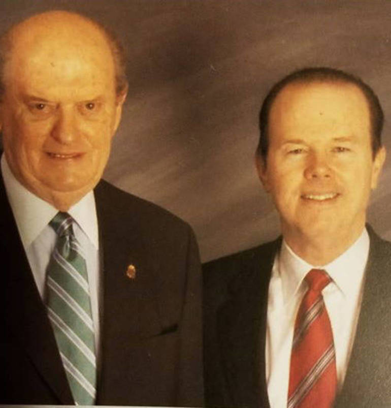 Peter Barnes II, Assembly Whip, FBI Agent, Director of Security for NJ Devils, Dies at Age 89