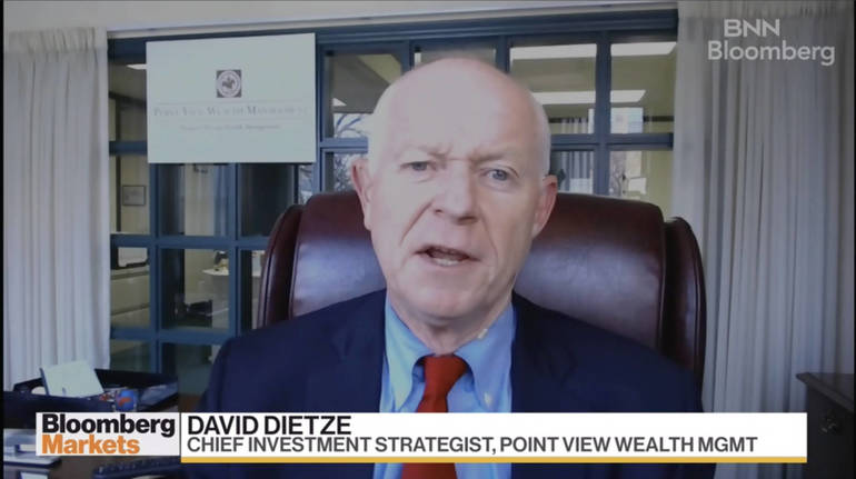 VIDEO: Point View's Dietze Says Time is Now to Rebalance in Value Stocks