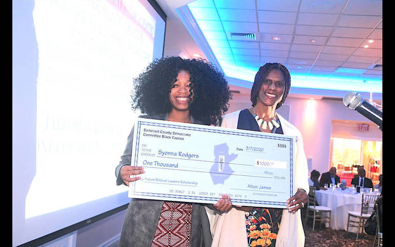 SCDC Black Caucus Somerset County 2021 Scholarship Opportunity