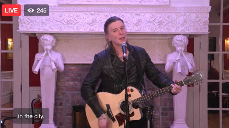 Watch Goo Goo Dolls Singer Live from Westfield in Benefit to Fight Hunger