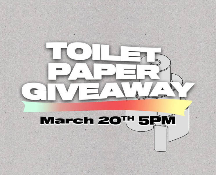 Coral Springs Church Giving Away Free Toilet Paper on Friday