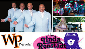 The Sensational Soul Cruisers, Rock This Town Orchestra, Jennie Leigh Miller, Tristan McIntosh, WP Presents