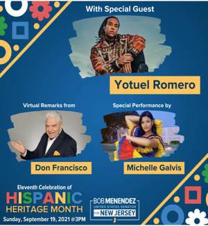 """Patria y Vida""  Celebrating Hispanic Heritage Month"