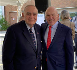 Saint Barnabas Hosts Ceremony to Unveil New Cooperman Barnabas Medical Center