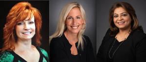 Three Saint Barnabas Professionals Named Among Livingston's Most Inspiring Women