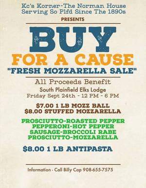 KC's Korner Hosting Fundraiser to Benefit South Plainfield Elks - Friday (24th)