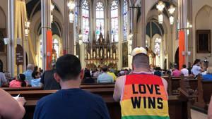 Catholic Church to Hold LGBTQ+ Pride Mass