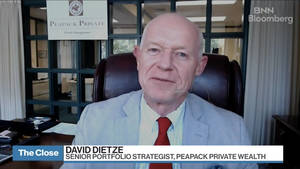 WATCH: Peapack Private Wealth Management's Dietze Says 'Wall Street Has Really Bought Into' Fed Narrative on Inflation