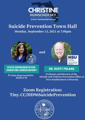 Virtual Suicide Prevention Town Hall