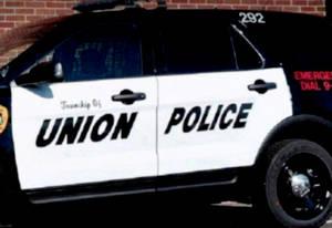 Union police car