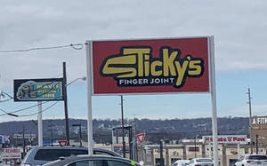 Sticky's Finger Joint Gets Conditional Approval for Addition of  Drive-Thru