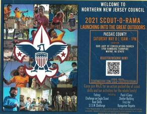 2021 Scout-O-Rama Launches Kids Back into The Great Outdoors