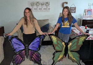 Spread Your Wings! Butterfly Park Outdoor Exhibit and Event - Sept 18