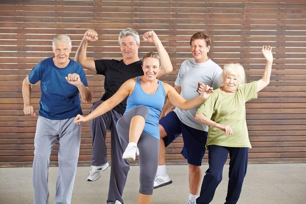 Senior Centers Celebrate Older Americans Month