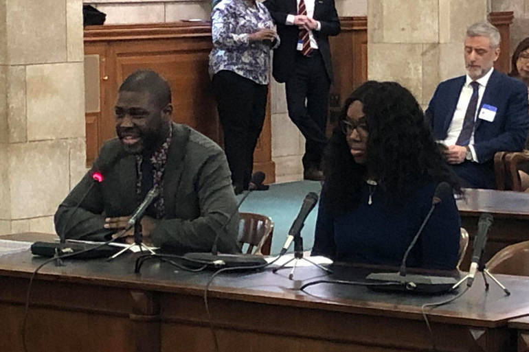 Joint Senate Education Committees Hear About Barriers to Teacher Diversity