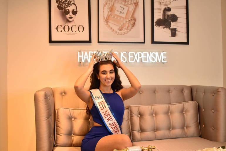 Young MissNew Jersey USA Caila Barreiros