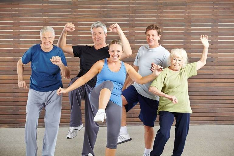 Simple Exercises Seniors Can Do Indoors