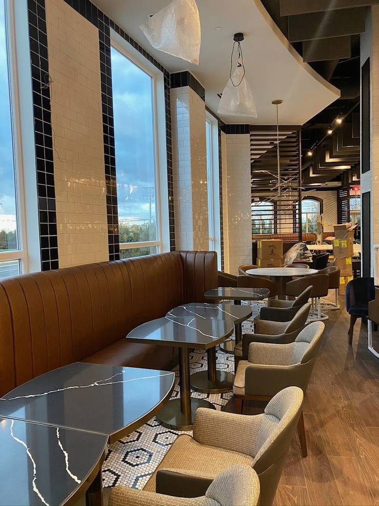 Orchard Park by David Burke, a Culinary Masterpiece, Will Open at the Chateau Grande Hotel in East Brunswick