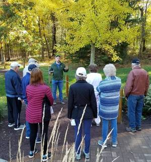 Guided Nature Walks for Seniors Return to Trailside Nature and Science Center