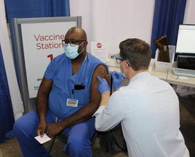 Two Locations in New Brunswick Will Distribute COVID-19 Vaccine Doses