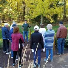 Trailside's Free Guided Nature Walks for Seniors are Back Starting Oct. 8