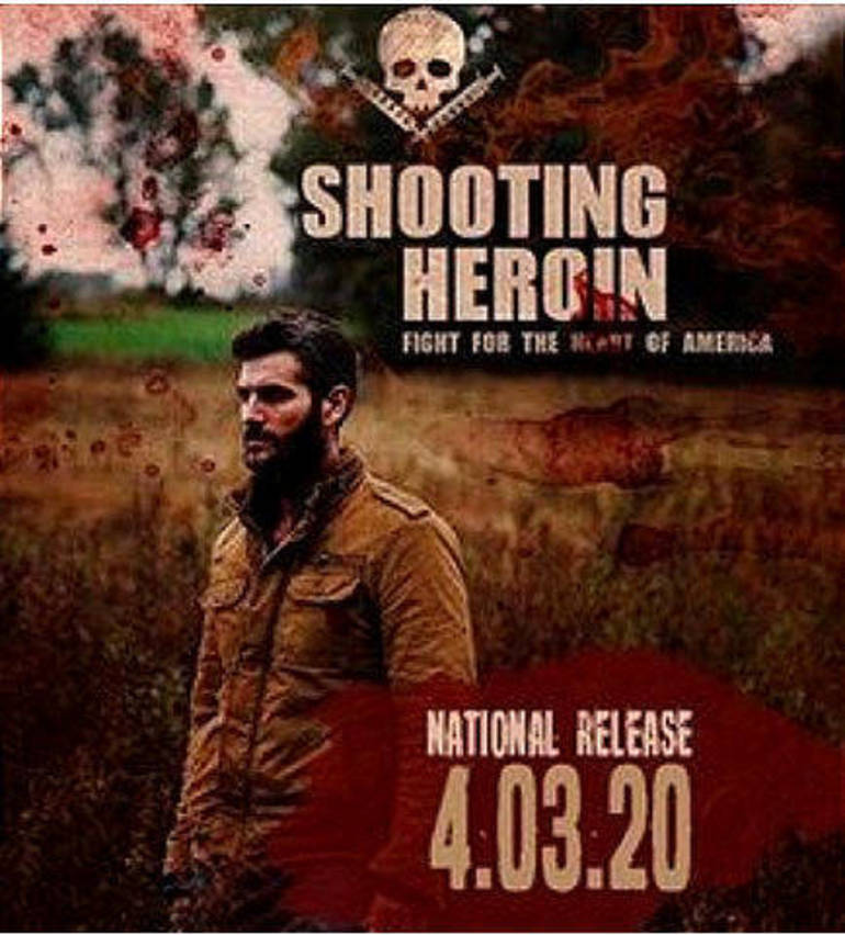 """New Jersey's Garry Pastore Wins Second """"Best Supporting Actor"""" Award for 'Shooting Heroin' at Garden State Film Festival"""