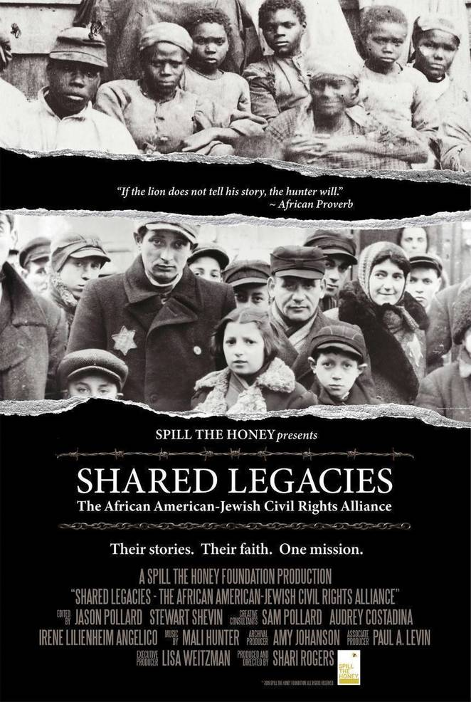 In Honor of Black History Month, the JCC of Central NJ Presents Three Films Focusing on The Black-Jewish Partnership for Social Justice