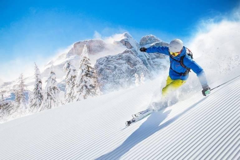 Ski Club Gears Up Despite COVID Complications