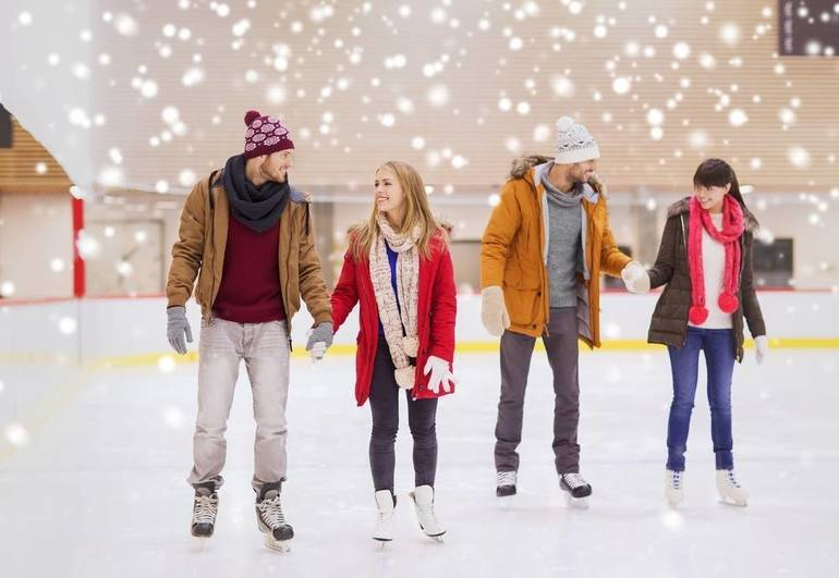 Lace Up Your Ice Skates: Mercer County Ice Skating Rink Now Open for the Winter Season